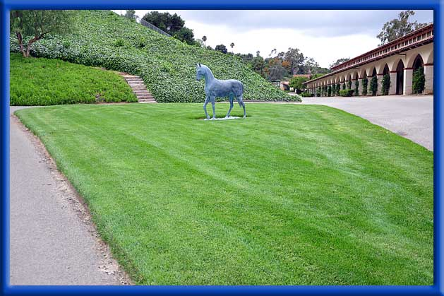 - Landscaping and Horse Facilities