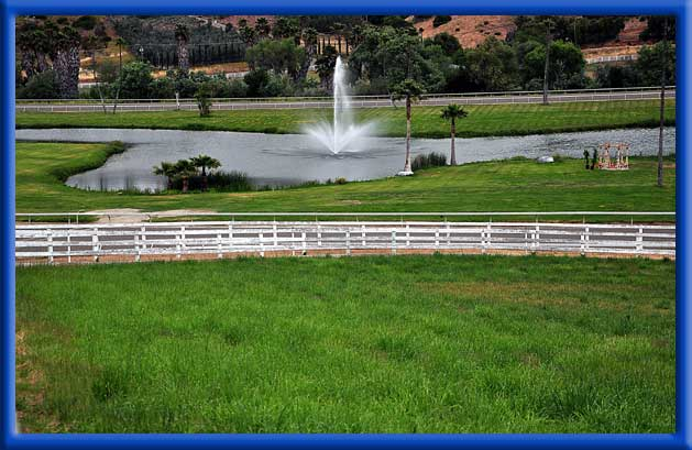 - Green Pastures and Clear Ponds