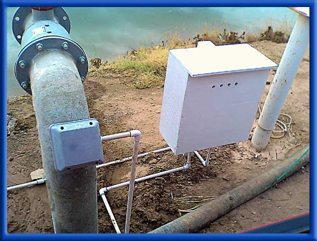 AC FRESH WATER RESERVOIR - DAIRY COWS -